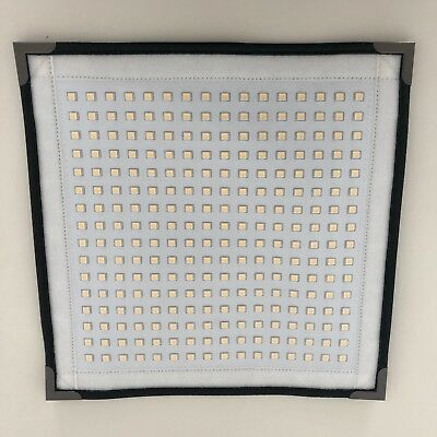 Westcott Flex 1' x 1' Daylight LED Mat Plus X-Bracket and Cover