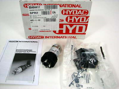 HYDAC 906392 PRESSURE TRANSMITTER SWITCH 4-20mA HDA 4745-A-250-000 *NEW*