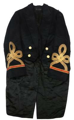 U.S Pre- WW1 OFFICERS ARTILLERY  M1902 DRESS JACKET WITH TAILS  MINT CONDITION