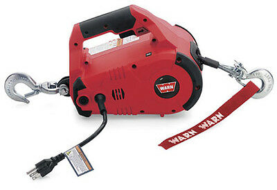 Warn 885000 Corded PullzAll 120V AC Lifts or Pulls up to 1,000 lbs NEW