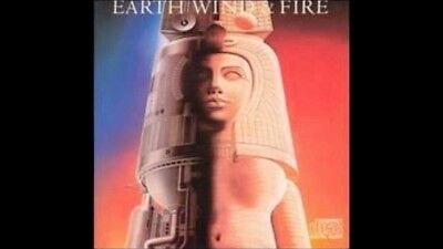 EARTH WIND & FIRE / RAISE, EARTH WIND & FIRE,Very Good, vinyl with cover  art- V