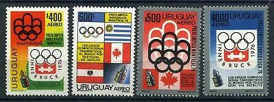 Uruguay MiNr. 1356-61 postfrisch/ MNH Olympiade (Oly240