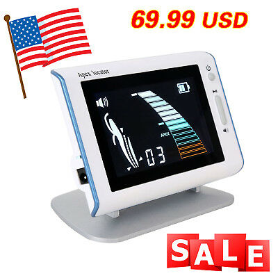 """Dental DTE DPEX III Style Endo Endodontic 4.5""""LCD Root Canal Apex Locator XP2"""