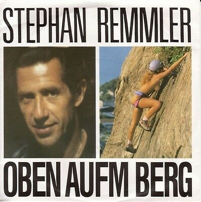 "Stephan Remmler - Oben aufm Berg (7"" Vinyl-Single Schallplatte Germany 1988)"
