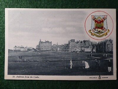 Fife.  St Andrews. Golf Links.  Reliable Series.  1905.
