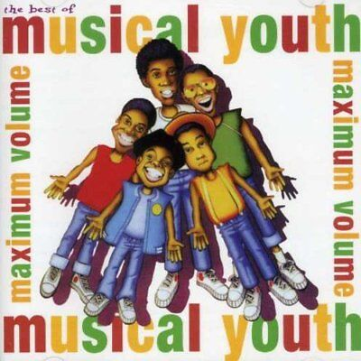 Musical Youth - Very Best of  * NEW CD * Greatest Hits - Pass The Dutchie