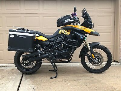2009 BMW F-Series  2009 BMW F800GS Adventure Motorcycle Low Miles Great Condition