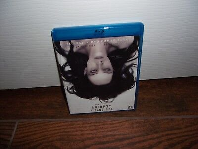 The Autopsy of jane doe bluray/ DVD