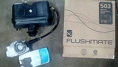SLOAN FLUSHMATE REPLACEMENT TANK SLOAN FLUSHMATE REPLACEMENT TANKFlushmate 503