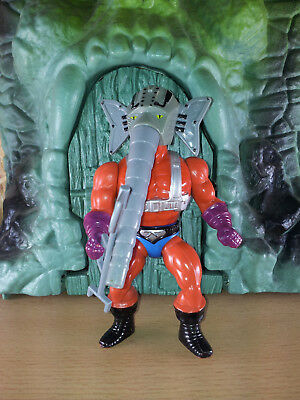 Masters Of The Universe He Man Motu - SNOUT SPOUT komplett