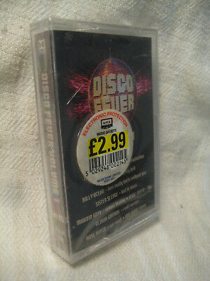 MC - Sampler: Disco Fever - ungespielt - still sealed