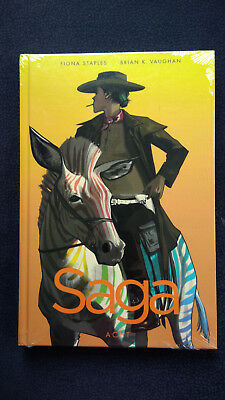 Saga Band 8 Staples & Vaughan Cross Cult HC OVP