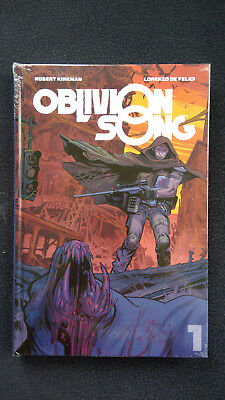 Oblivion Song Band 1 Kirkman & De Felici Cross Cult HC OVP