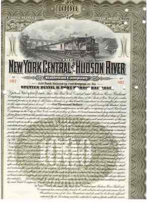 New York Central and Hudson River Railroad  1909