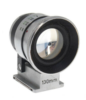 Viewfinder For Agfa 130mm F4 Ambi Silette Color-Telinear Lens