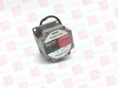 Oriental Motor Pk266-02A / Pk26602A (Used Tested Cleaned)