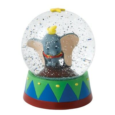 Enchanting Disney Dumbo waterball Talented Performer Snowglobe Water Ball