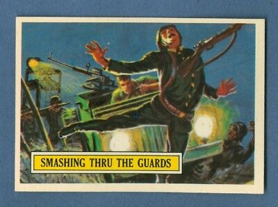 1965 Topps BATTLE #29 Smashing Thru the Guards *NearMint-Mint*