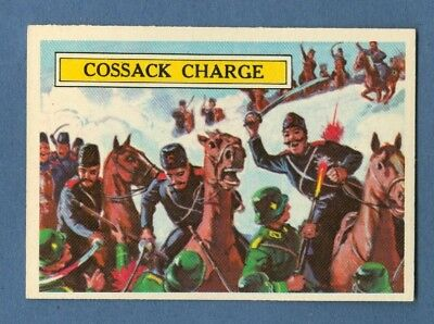 1965 Topps BATTLE #30 Cossack Charge *Excellent-Mint*