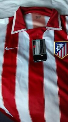 Nike Atletico Madrid Football shirt New with tags