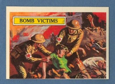 1965 Topps BATTLE #50 Bomb Victims *NearMint-Mint*