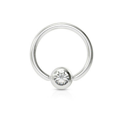 Piercing Breast Piercing Bcr Ring 316l Surgical Steel