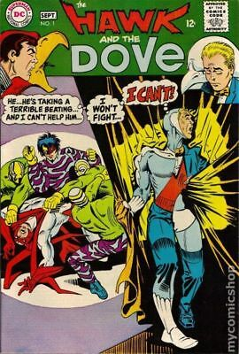 Hawk and Dove (1st Series) #1 1968 GD/VG 3.0 Stock Image Low Grade