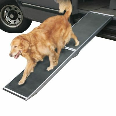 6' Portable Lightweight Folding Dog Ramp Paw Safe