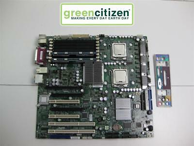 SuperMicro X7DWA-N 4GB DDR2 RAM 2x Intel Xeon E5420 2.5GHz Server Motherboard