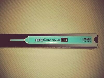 (4) IBC Fiber Optic Cleaners for LC Connectors/ Fiber Cleansing Pens.