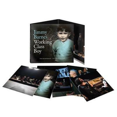 JIMMY BARNES - Working Class Boy Soundtrack Deluxe 2CD *NEW* 2018