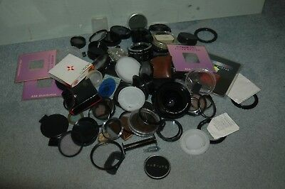 Job Lot Of  Mixed Photographic Accessories  :  Jla3201