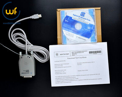 New FinalSeal Box  82357B USB-GPIB Interface High-Speed USB 2.0 CD For HP US