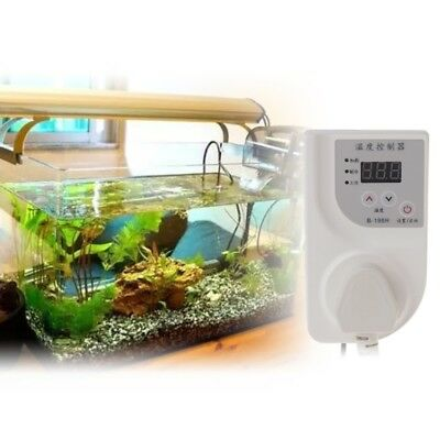 Digital LCD Thermostat Fish Tank Reptile Incubator Temperature Controller Smart