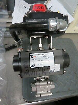 Fossil Power Systems Sr88 Ball Valve 1/2""