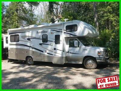 2014 Forest River Forester 250ITS 29' Class C Gas Motorhome 3 Slides Generator