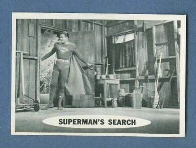 1966 Topps SUPERMAN #56 Superman's Search *NearMint-Mint*