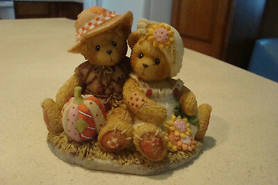 """Cherished Teddies - Dennis and Barb """"I knew I Would Fall For You"""" 2001"""