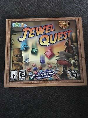 Jewel Quest (PC) | PERFECT CONDITION | Ships within 24hrs!