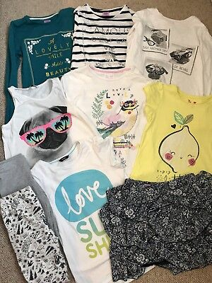 Girls Mixed Clothing Bundle 10-11 Years **11 Items**