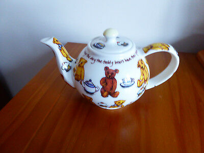 Honesty Paul Cardew Design Signed Limited Edition Collectable Teapot Tea Shop Counter China & Dinnerware Pottery & China
