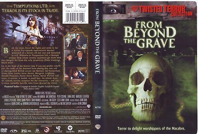 FROM BEYOND THE GRAVE (1973) R1 DVD - Amicus Peter Cushing & Donald Pleasence