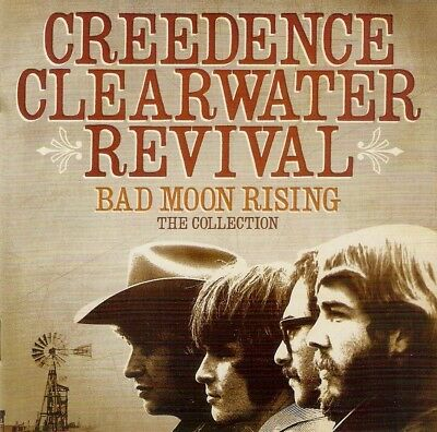 Creedence Clearwater Revival - Bad Moon Rising(CD 2013) John Fogerty