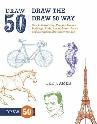 Draw The Draw 50 Way by Lee J. Ames (Paperback, 2012)
