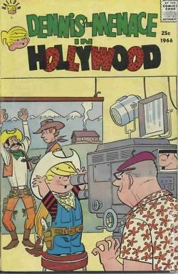 Dennis the Menace in Hollywood (Giants) #42 1966 VG Stock Image