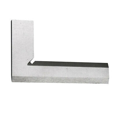 High Precision Hardened Steel L Shaped 90 Degree Angle Try Square Ruler