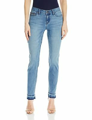 Calvin Klein NEW Blue Women's Size 32X32 Ultimate Skinny Stretch Jeans $71 #821