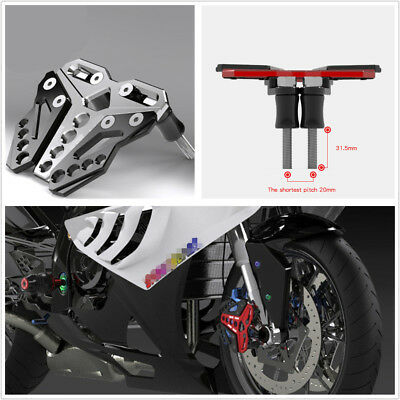 New Aluminum Alloy Modified Motor Protection Scooter Front Disc Brake Pump Cover