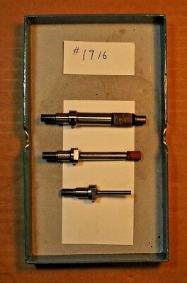 Grinder Spindle Quill Arbor Extension #1916