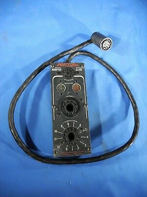 Precision Socket Adaptor Model G-140 used untested HAM radio ? other